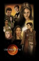 Joss Whedons 'SERENITY' by Firefly-Club