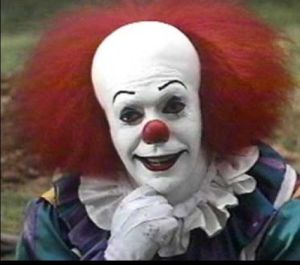 Pennywise The Clown 2 by Carriejokerbates