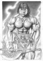 Layout Conan by petervale