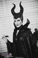 Maleficent by VeronicaCosplay