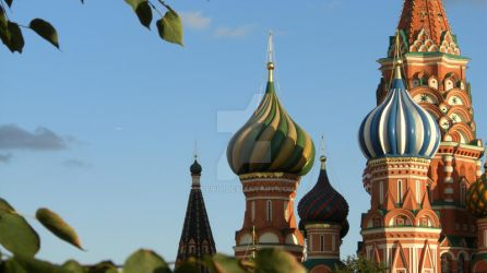 Saint Basil's Cathedral by seifip
