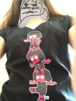 .:My new T-Shirt (Read Description):. by SleepyStaceyArt