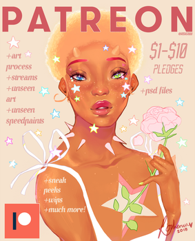 PATREON by rosheruuu