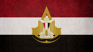 Assassin's Creed: Flag of the Egyptian Bureau by okiir