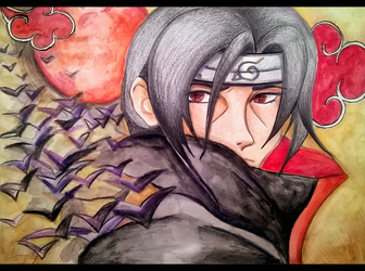 Itachi by X-Tidus-kisses
