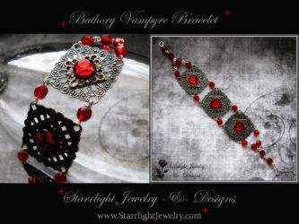 Bathory Bracelet by LadyStarrlight