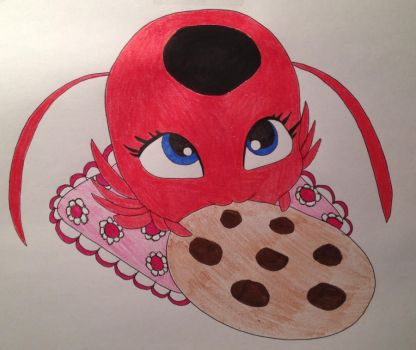 Tikki - National Chocolate Chip Day by Space-Nik-Luver
