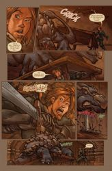 Neozoic issue 4 pg 02 by axl99