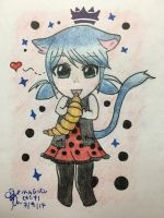 Purrincess Marinette by pikagirl28271