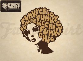 Funky Chic by Funkytshirt
