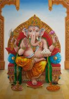 Ganesh by mometo