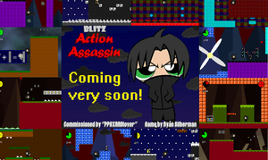 Coming Soon - Blitz Action Assassin! by RyanSilberman