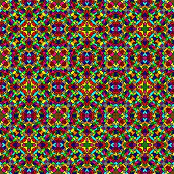 Paint Patterns No. 192 by Sideburns-of-Fire