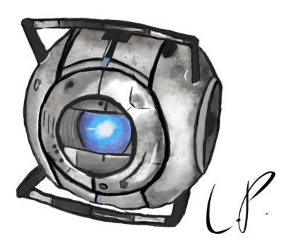 Wheatley by LetsPlayLittle