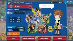Profile in KHUX  by XrosBrony