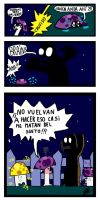 Plants Vs Zombies Comic Por Fede by Fedecomics