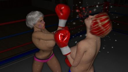Daz test fight 22 by deadpoolthesecond