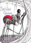 Spider Queen by cross-the-swirl