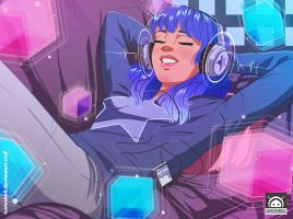 Music and Soul by LenLenbell