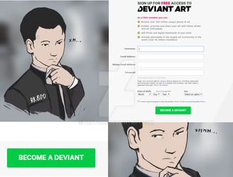 [Detroit: Become human] Become a deviant. by ProtoRC