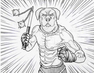 Dog Soldier Inks by Jason-Lenox