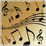 Musical Notes Brushes PS by Coby17