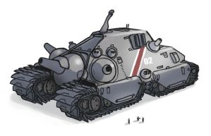BOLO Tank Redesign by Talros