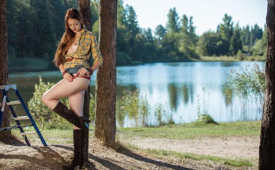 Cowgirl by eroticspring