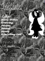 Dark Fairy ID by mithua