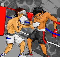 Boxing2 by P-KC