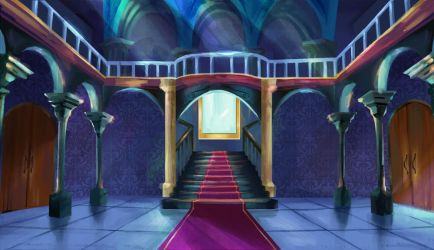 Hall by tin-sulwen