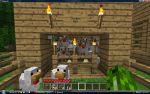 Minecraft: Chicken Coop 2.0 by Hisscale