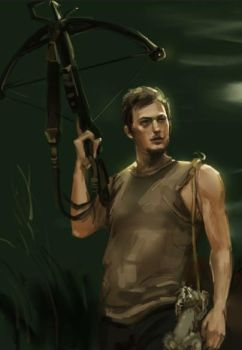 Daryl by florafang