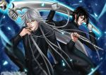 C133 : Undertaker vs Sebastian Michaelis by gattoshou