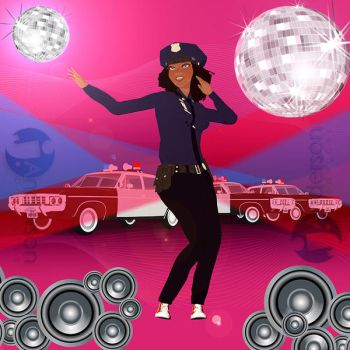 Cover - ep - funk the police by joseanderson