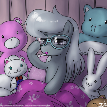 Good Morning Silver Spoon by johnjoseco