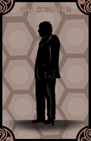 Tom Baker/The Curator(next Doctor?) by 6EditoR9