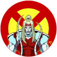 Omega Red X Series 2017 by LucasAckerman
