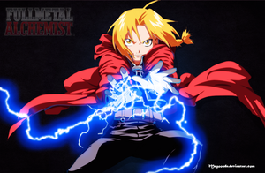 Edward Elric by Magooode
