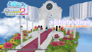 Dreamy Theater 2nd Saihate Stage DL by DarkAngelAlhena