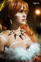 Nidalee - League of Legends by nayfreitas