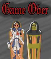 Game Over: Egyptianification 1/2 by Goop-Sinpai