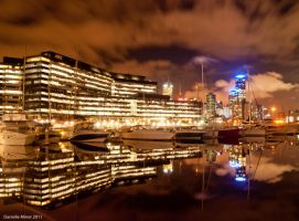 Night Time Reflections 3 by daniellepowell82