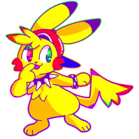 Pixelthepikachu by faeby