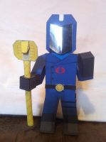 Cobra Commander by wackywelsh