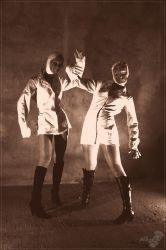 Silent Hill. Nurses 4 by Kittenboy