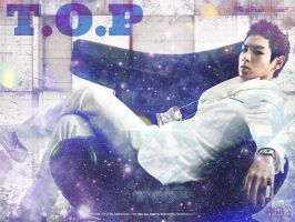T.O.P-Just Chillin by KateW49