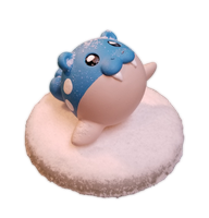 Spheal Used Powder Snow! by aachi-chan