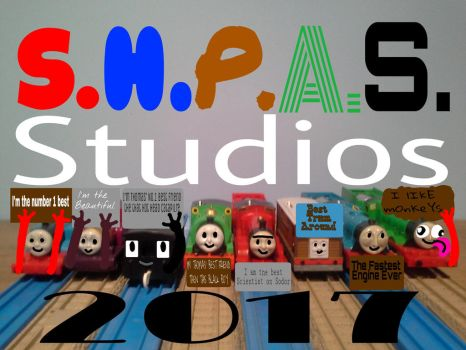S.H.P.A.S. Studios 2017 Logo by TrainboysArtwork