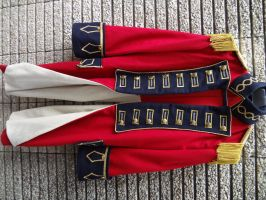 British East India Company Officer Redcoat Replica by cesaralexis